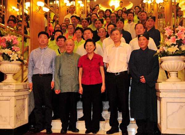 澳门道教协会及澳道乐团赴福建省交流访问