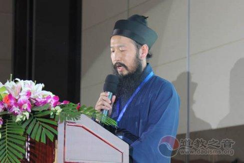 李延豐:利用互聯網平臺和新媒體工具傳播道教正能量