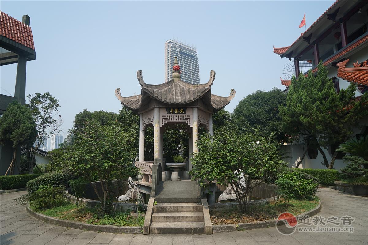 浙江温州水心道观