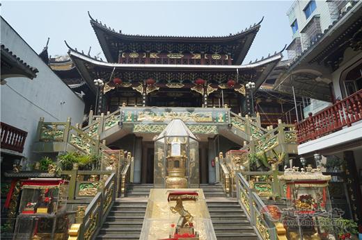 浙江温州包公殿(图集)
