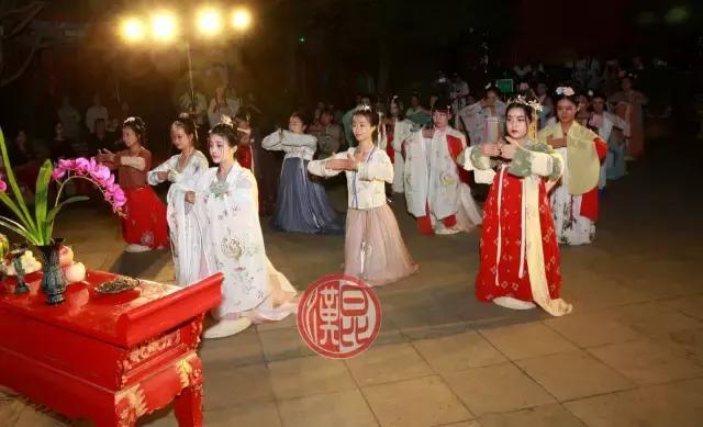 丙申年七夕活动在云南省昆明市真庆观举行