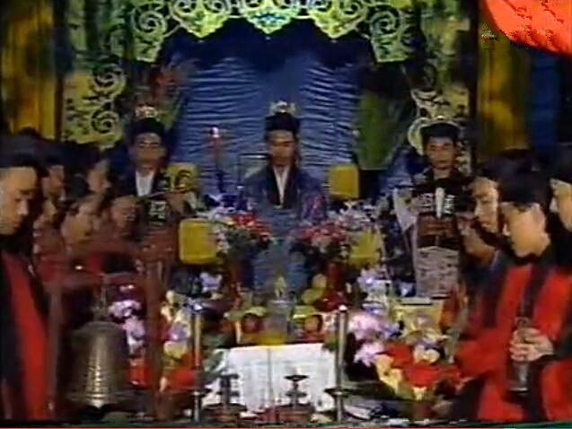 北京白云观罗天大醮 四(视频)