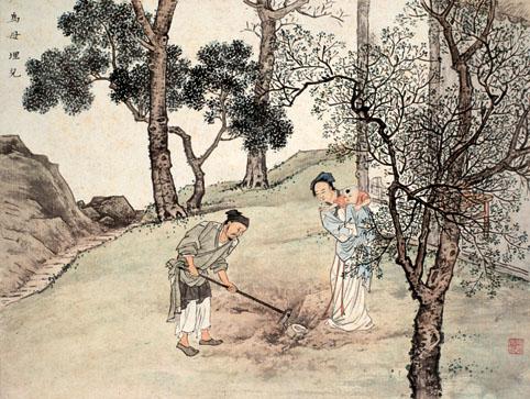 西王母赐肥桃源于肥孝,桃源观道德讲堂阐发孝道文化