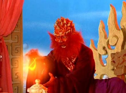 南方火德荧惑星君是不是三炁火官大帝南丹纪寿天尊?