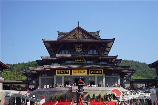 江苏句容茅山崇禧万寿宫(图集)