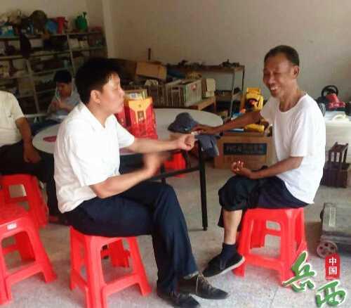 安徽岳西县道协赴和平乡开展走访慰问活动