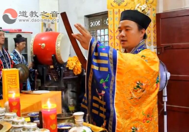 陕西省宝鸡杏林聚仙观关圣帝君圣诞祝寿法会(视频)