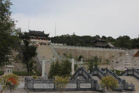 吉林八景·悬梁吊柱,是谁在缔造玄帝观传奇?