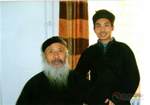 80后羽士画家——黎尚谷道长