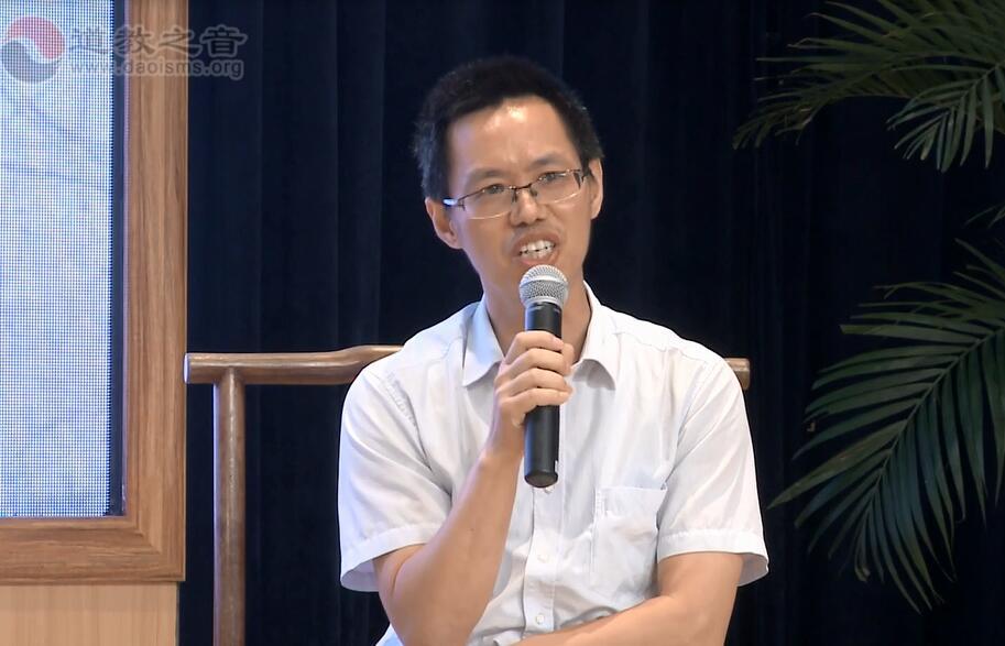 尹志华:进一步建构玄门教诲及传达的头脑体系