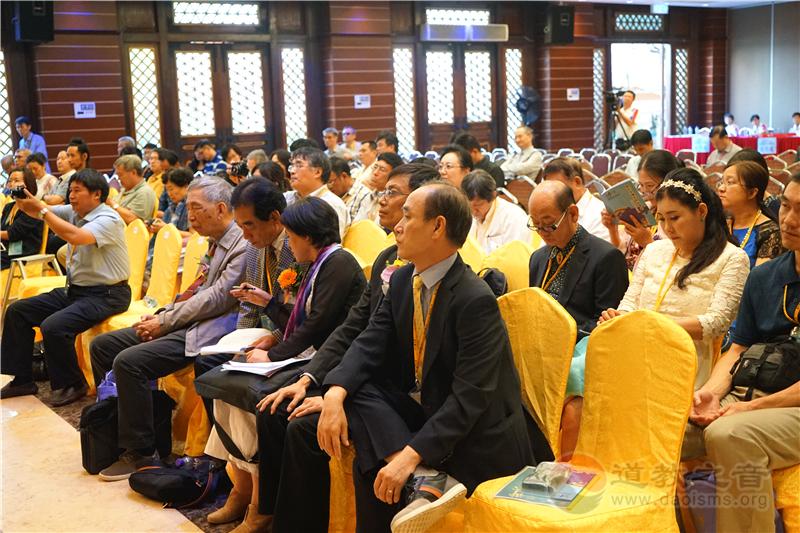 黄大仙信俗与非遗国际学术研讨会举行开幕典礼