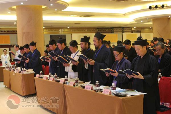 第八届玄门讲经暨凤凰山论道活动在凤城举行