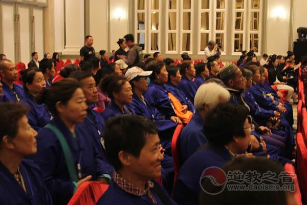 首届中国(吉林市)道教文化艺术周真武文化论坛举办