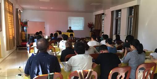 第二屆宗教人類學工作坊在江蘇茅山乾元觀召開
