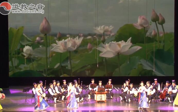 吉林省道教经乐团——长白鼓韵(视频)