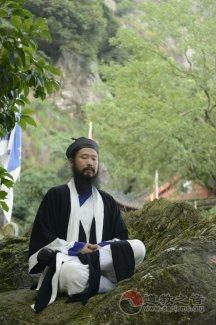 温州市道教协会秘书长李延丰道长