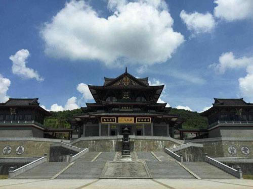 茅山道院举行第十一届皈依仪式
