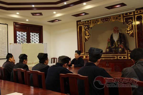 苏州城隍庙召开庙内消防安全紧急工作会议