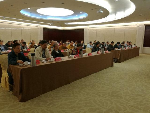 浙江宁波举行民族宗教界代表人士季度读书会