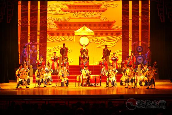 """""""古越神韵""""道教音乐会12月将于杭州举行"""