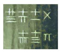 """数道同源传承千年的""""东方七星数""""与西欧《数论》理论"""