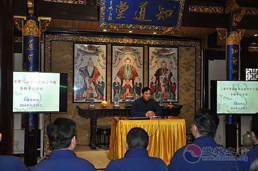 上海城隍庙积极开展第28届宪法宣传周活动