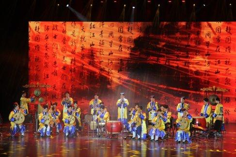 """第六届长三角地区道教论坛""""古越神韵""""音乐会"""