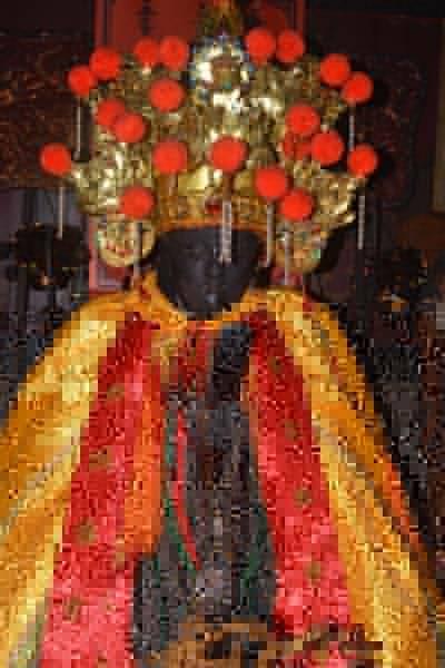马氏真仙|女性孝神,曾与妈祖和陈靖姑信仰分庭抗礼