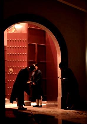 传度弟子入靖室头门
