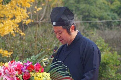 廖东明道长:昆明龙泉观,为滇中第一古祠