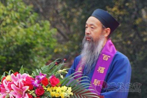 李光富道长:昆明龙泉观在道教史上享有重要的地位