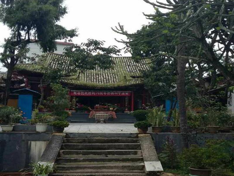 云南临沧子孙庙