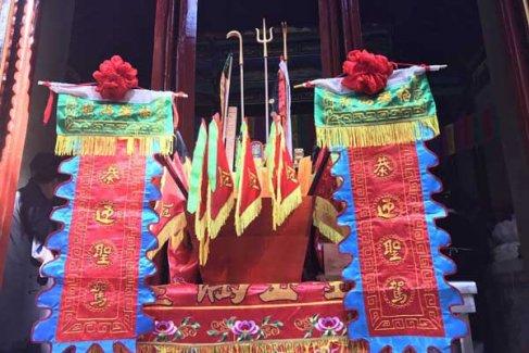 云南道教界庆祝昆明龙泉观开光酬神法会·拜斗科(视频)