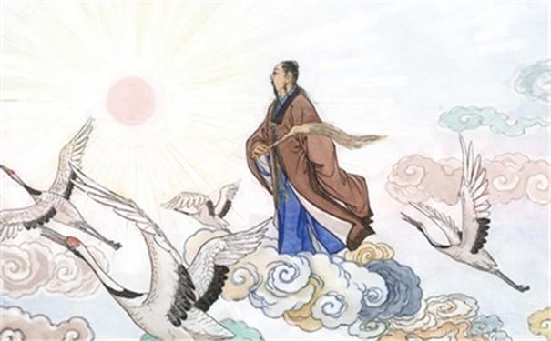 成吉思汗受道家养生思想影响