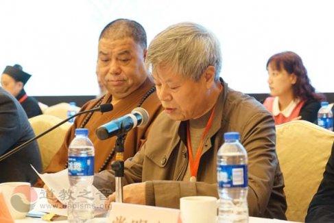 樊光春:陕西省道教协会30年见证和期望