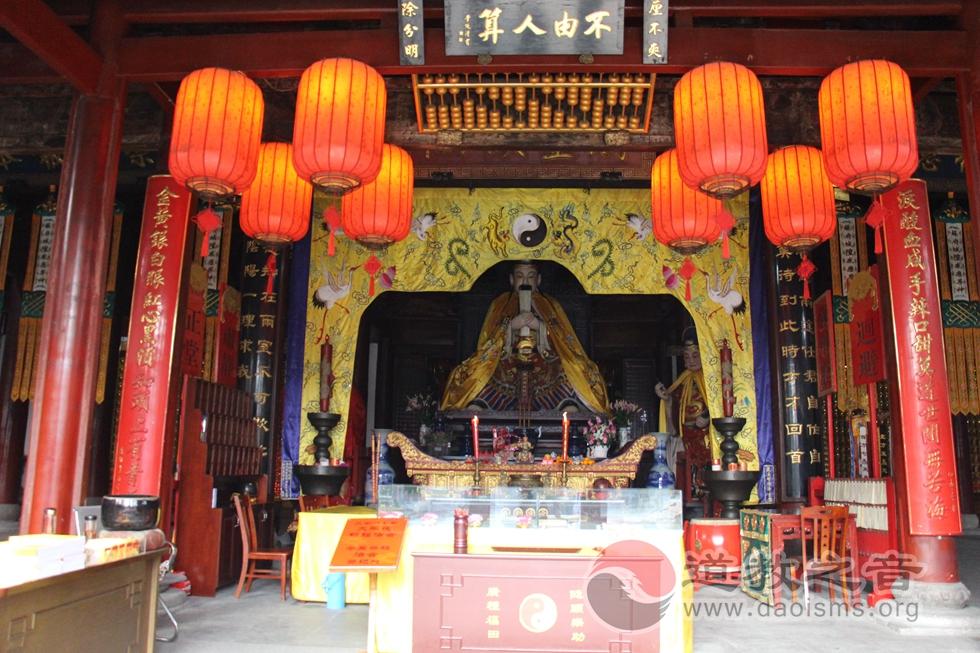 江苏省苏州城隍庙