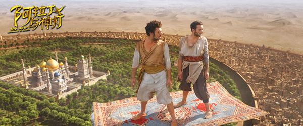 站在文明冲突与融合的十字路口--《阿拉丁与神灯》影评
