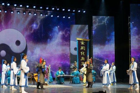 陕西省道教协会成立三十周年音乐会(视频)
