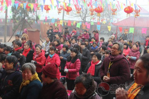 河北邢台南和县东岳庙开光祈福法会·请圣科仪(视频)