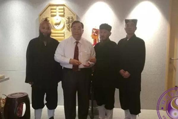 陕西宝鸡市道协参访团到香港部分宫观参访