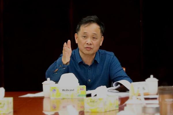 广东省民宗委召开党组中心组理论学习会议