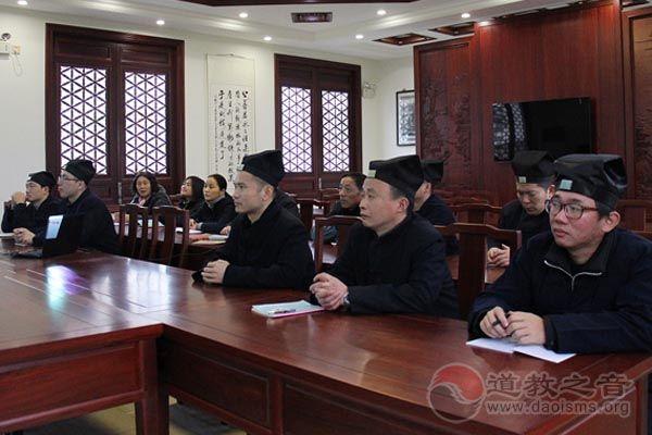 江苏省苏州城隍庙举办防火安居消防培训会