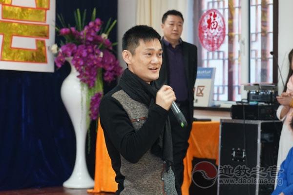 吉林玄帝观举行2017(丁酉)年新春茶话会