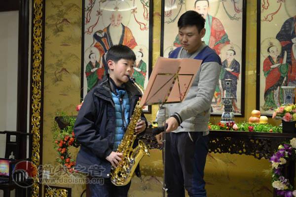 上海城隍庙慈爱功德会举行迎新春会员联谊会