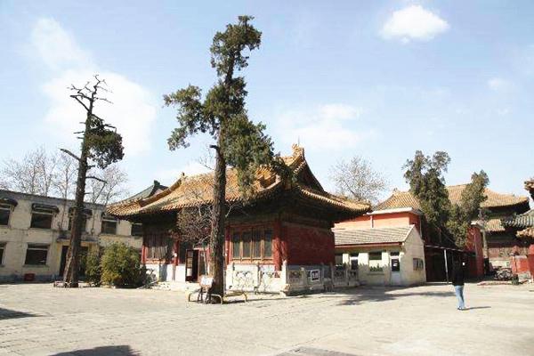 北京市故宫大高玄殿有望三年内向游客开放