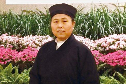 中国道教协会副会长黄至安道长给大家拜年啦