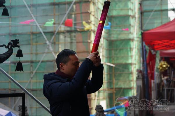 安徽庐州府城隍庙首届元宵文化节隆重开幕
