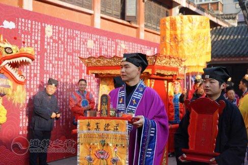 合肥庐州府城隍庙首届元宵文化节(