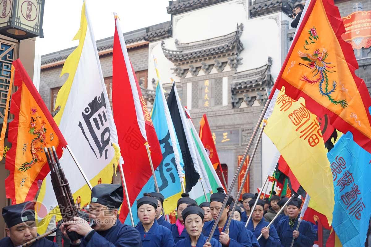 庐州府城隍庙首届元宵文化节