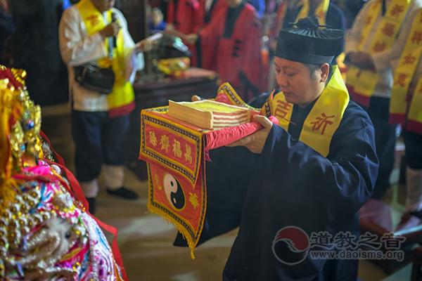 广东广州市都城隍庙举行城隍祈福分灵活动
